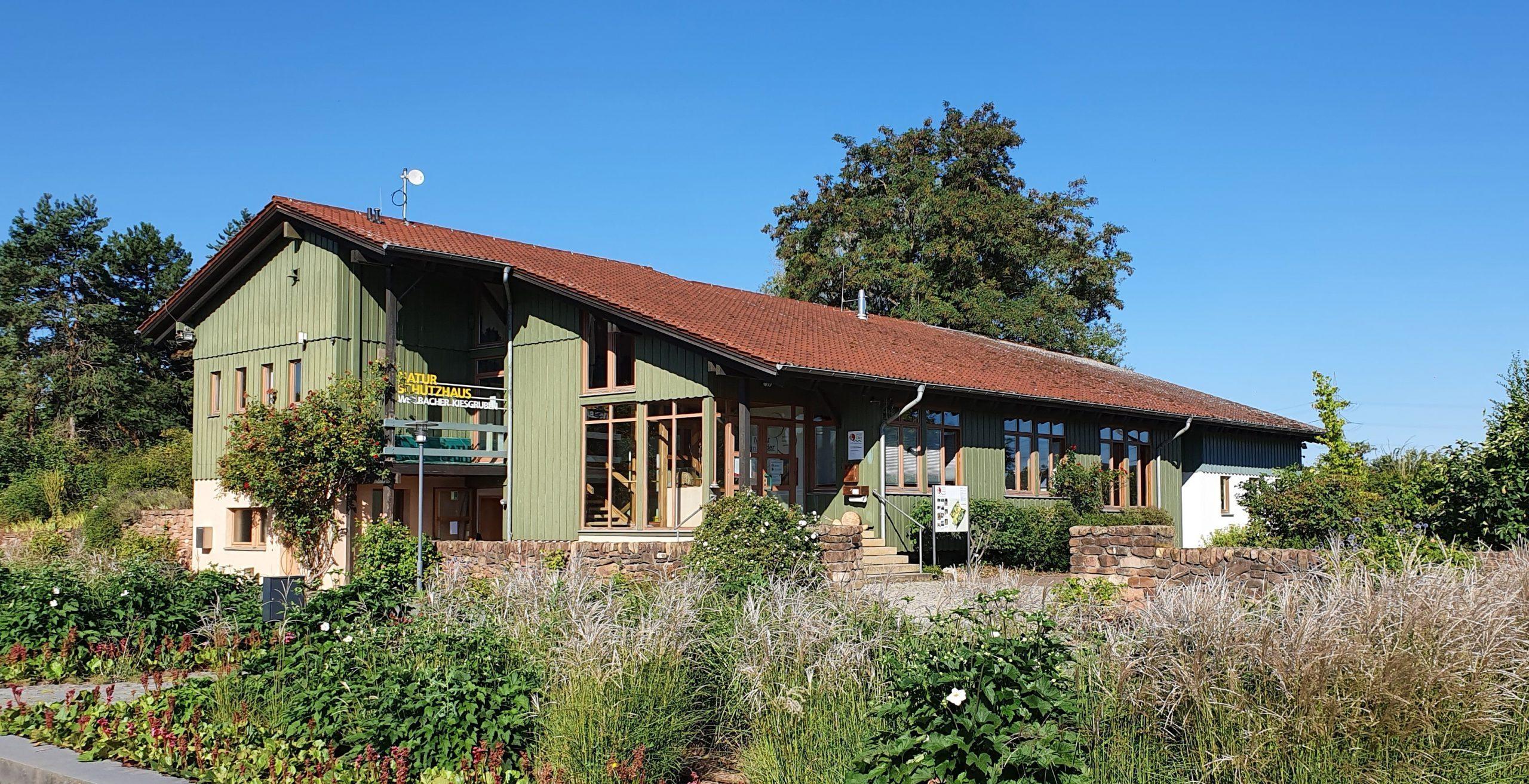 Naturschutzhaus Weilbacher Kiesgruben