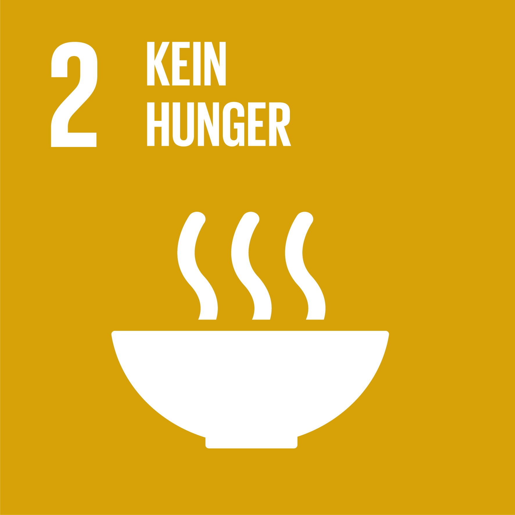 Icon Ziel 2: Kein Hunger