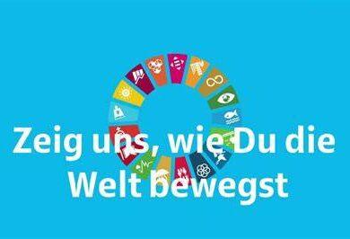 Deutsche Aktionstage Nachhaltigkeit – jetzt anmelden