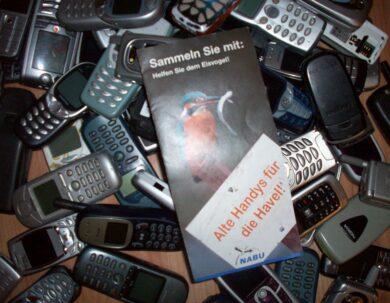 Alt-Handy Sammelaktion vom 18.09. bis 08.10.2021 in Frankfurt am Main